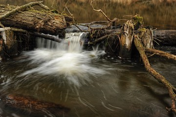 The old weir