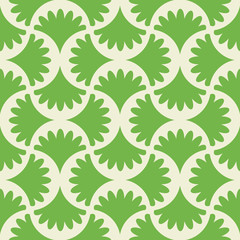 Seamless floral pattern - wallpaper
