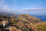 Cap de Creus, a natural park in the northern Costa Brava