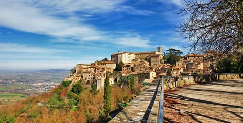 Todi - beautiful medeival town of Umbria, Italy