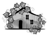 Farmhouse Illustration