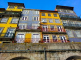Old houses in Ribeira