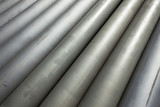 Metal Pipes Lengths