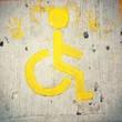 handicap jaune