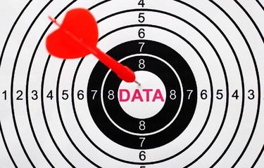 Data target concept