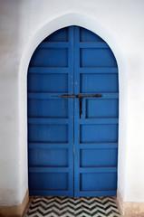 Porte palais de la Bahia