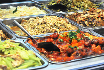 asian fastfood restaurant