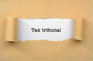 Tax tribunal