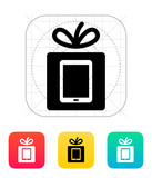 Gift Tablet PC icon.