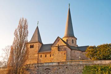 Die älteste Kirche Fuldas: Die Michaelskirche
