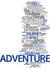 Adventure | Modern Wallpaper