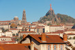 le Puy-en-Velay, Auvergne, France