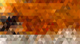 Abstract geometric background : Fox