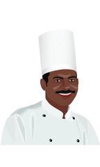 повар