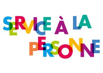 Vecteur mot service a la personne for Service a la personne bricolage