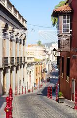 street of Orotava, Tenerife