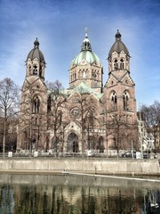 Sankt Lukas church, Munich
