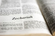 Book of Zechariah