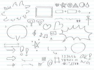 手書きノート