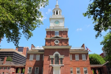Philadelphia, USA - Independence Hall