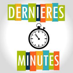 Dernières Minutes