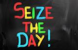 Seize The Day Concept