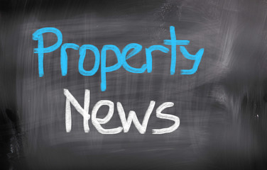 Property News Concept