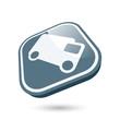 logistik spedition lieferung symbol modern