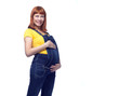 beauty young pregnant woman