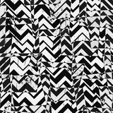 abstract geometric zigzag lines, vector eps 10