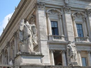 Plaza del Campidoglio (Roma, Italia)