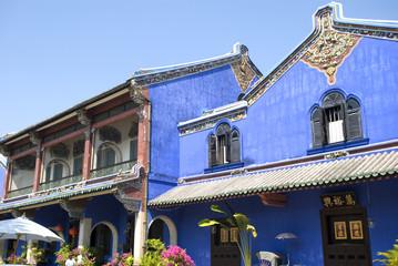 Cheong Fatt Tze Mansion, Georgetown, Penang, Malaysia