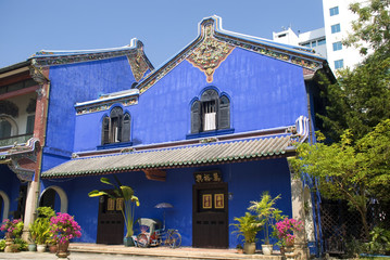 Cheong Fatt Tze Mansion, Georgetown, Penang, Malaysia