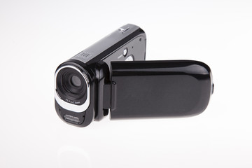 Video Camcorder - Stock Image