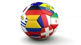 world cup teams 2014 ball