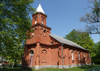 Mikeltornis Evangelical Lutheran Church