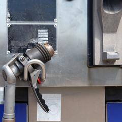 auto gas filling gun