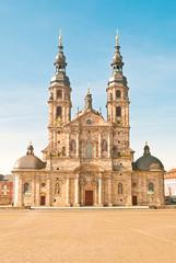 Der Fuldaer Dom mit Bonifatiusgruft