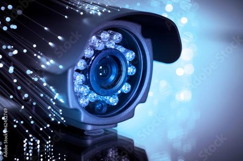 Leinwandbild Motiv spy cam