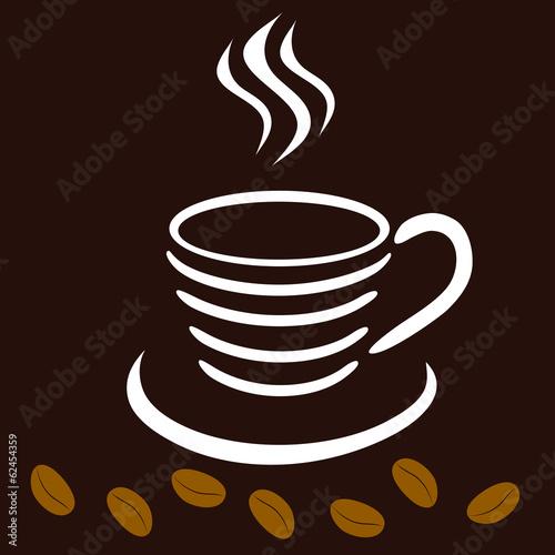 Fototapeta coffee cup