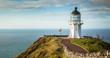 Cape Reinga Lighthouse, north edge of New Zealand - 62454731