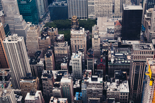 New York from above - 62455905