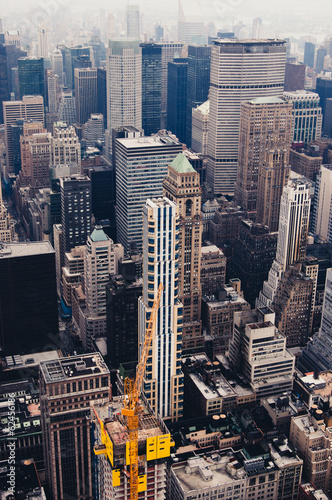 New York from above - 62456186
