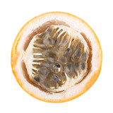 granadilla cross section