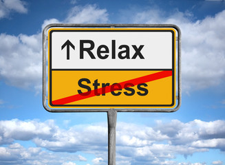 Relax / Stress