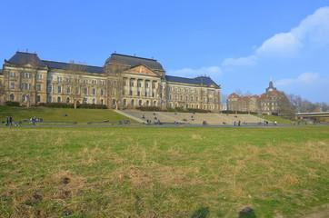 Ministerium in Dresden