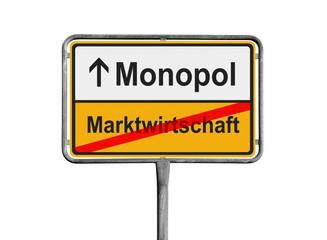 Monopol / Marktwirtschaft