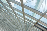 interior glass roof