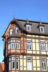 Eckhaus in Wernigerode