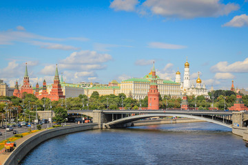 Moscow - city view